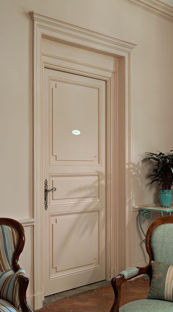 Atelier mus nos portes d int rieur for Porte fenetre bois sur mesure