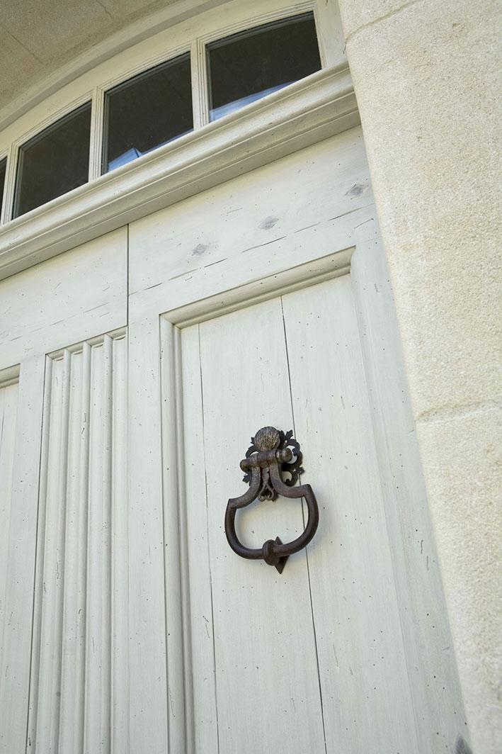 Atelier mus nos portes d entr e for Epaisseur porte d entree